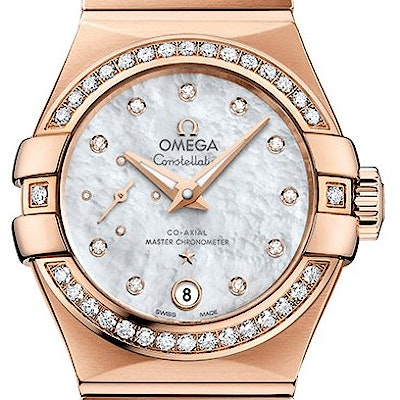 Omega Constellation Co-Axial Master Chronometer Small Seconds - 127.55.27.20.55.001