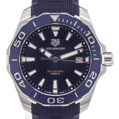 Tag Heuer Aquaracer Quartz - WAY111C.FT6155