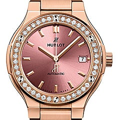 Hublot Classic Fusion King Gold Pink - 568.OX.891P.OX.1204