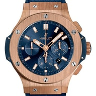 Hublot Big Bang Gold Blue - 301.PX.7180.LR