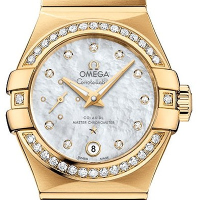 Omega Constellation Co-Axial Master Chronometer Small Seconds - 127.55.27.20.55.002