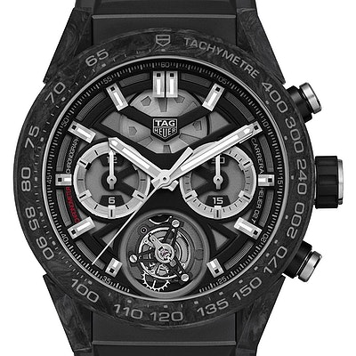 Tag Heuer Carrera Calibre HEUER 02T COSC Automatic Chronograph - CAR5A8W.FT6071