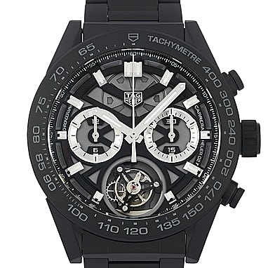Tag Heuer Carrera Calibre Heuer 02T Automatic Chronograph - CAR5A90.BH0742