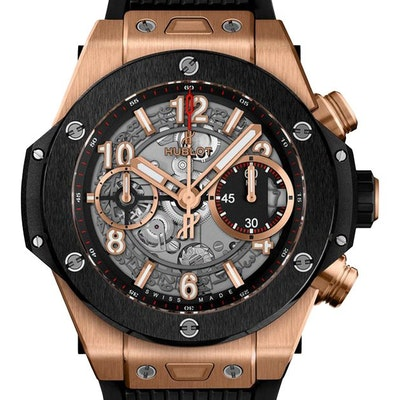 Hublot Big Bang Unico King Gold Ceramic - 441.OM.1180.RX