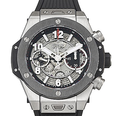 Hublot Big Bang Unico Titanium Ceramic - 441.NM.1170.RX
