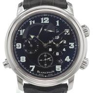 Blancpain Leman Reveil GMT Alarm - 2041-1130M-53B