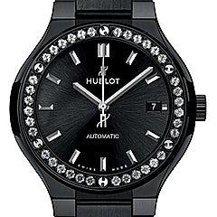 Hublot Classic Fusion Black Magic - 568.CM.1470.CM.1204