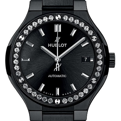 Hublot Classic Fusion Black Magic - 568.CM.1470.CM.1204