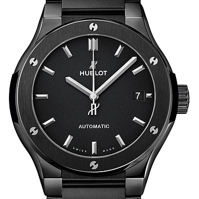 Hublot Classic Fusion Black Magic - 510.CM.1170.CM
