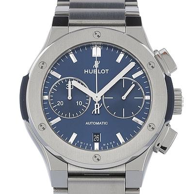 Hublot Classic Fusion Automatic Chronograph Blue - 520.NX.7170.NX