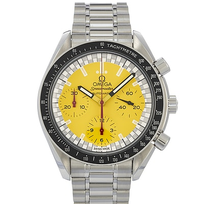 Omega Speedmaster Reduced Michael Schumacher - 3510.12.00