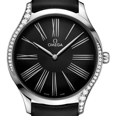 Omega De Ville Tresor Quarz - 428.17.39.60.01.001