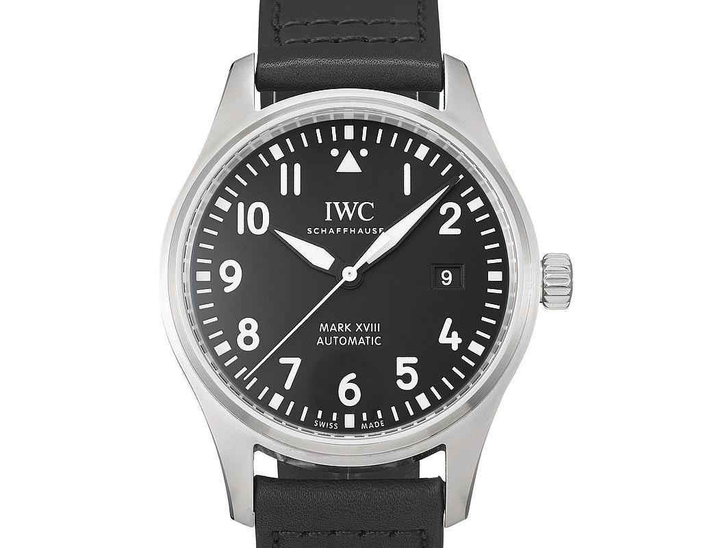 IWC Pilot's Watch Mark XVIII IW327009