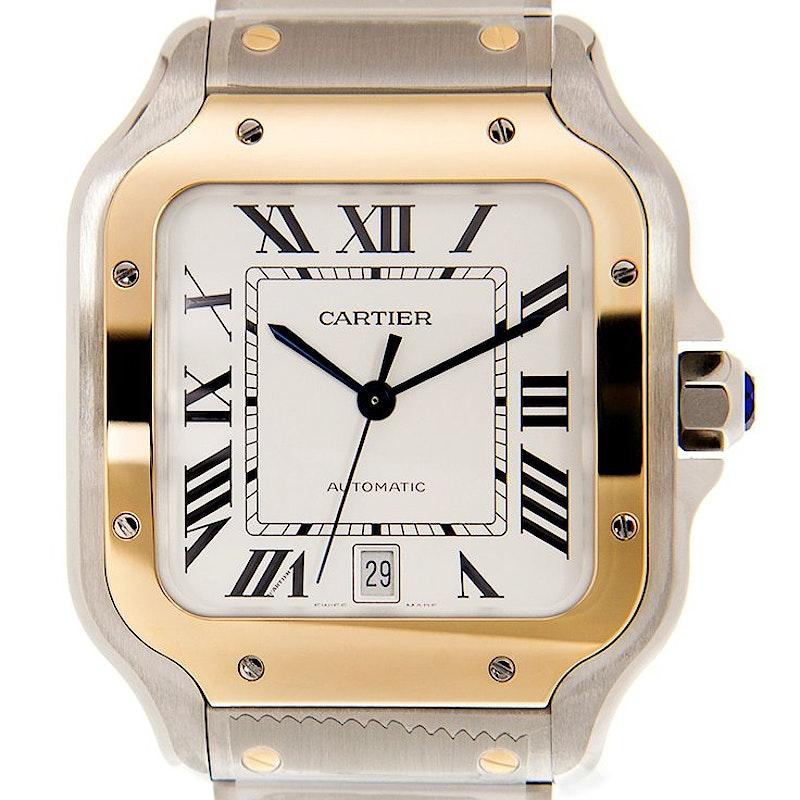 14566a25f3a Cartier Santos W2SA0006 for Sale