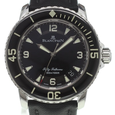 Blancpain Fifty Fathoms Automatique - 5015-1130-52