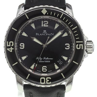 Blancpain Fifty Fathoms Automatique - 5015-1130-52