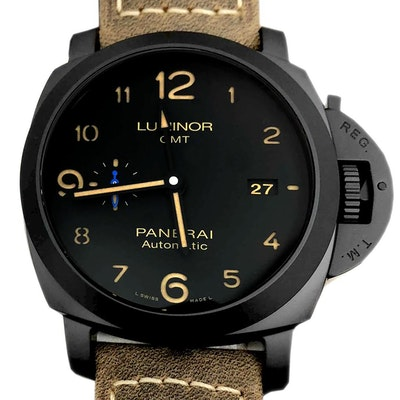 Panerai Luminor 1950 3 Days GMT Automatic Ceramica - PAM01441