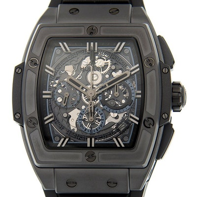 Hublot Spirit of Big Bang All Black Ltd. - 641.CI.0110.RX