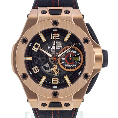 Hublot Big Bang Ferrari Unico King Gold Ltd. - 402.OX.0138.WR