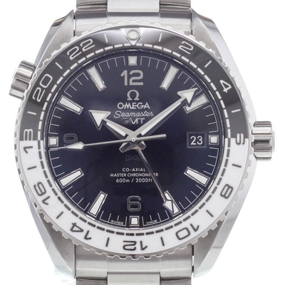 Omega Seamaster Planet Ocean 600M Co-Axial Master Chronometer GMT - 215.30.44.22.01.001