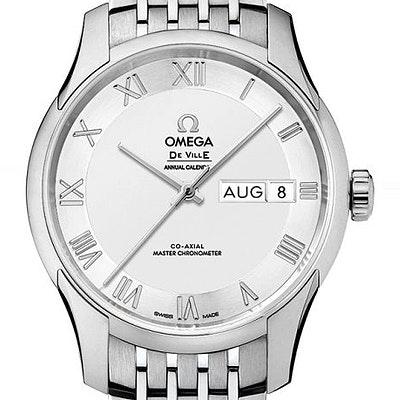 Omega De Ville Hour Vision Co-Axial Master Chronometer Annual Calendar - 433.10.41.22.02.001