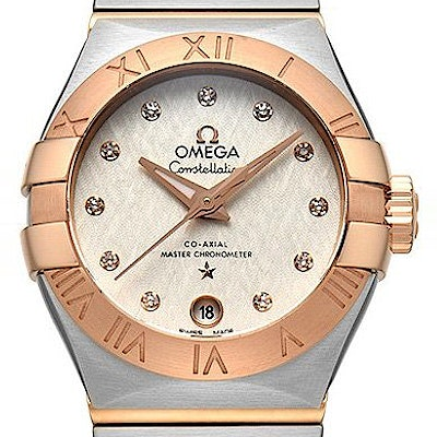 Omega Constellation Co-Axial Master Chronometer - 127.20.27.20.52.001