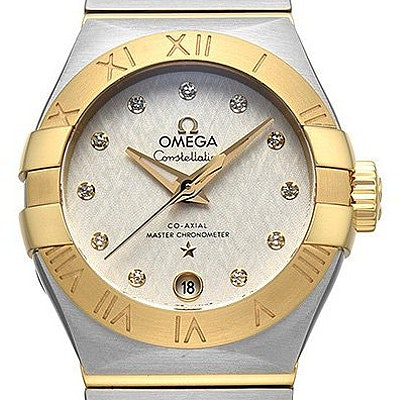 Omega Constellation Co-Axial Master Chronometer - 127.20.27.20.52.002