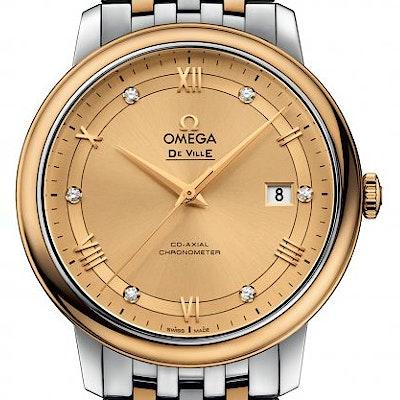 Omega De Ville Prestige Co-Axial - 424.20.40.20.58.001