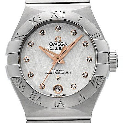 Omega Constellation Co-Axial Master Chronometer - 127.10.27.20.52.001