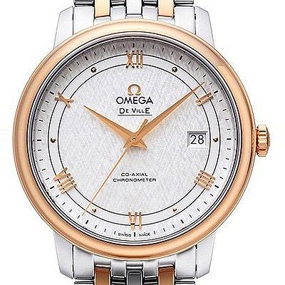 Omega De Ville Prestige Co-Axial - 424.20.40.20.02.002
