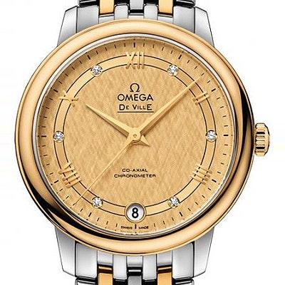 Omega De Ville Prestige Co-Axial - 424.20.33.20.58.003