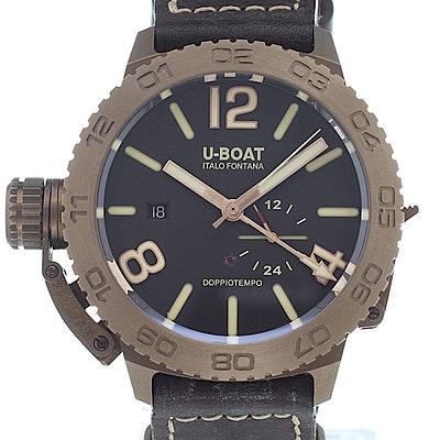 U-Boat Classic Doppiotempo 46 Bronze - 9008