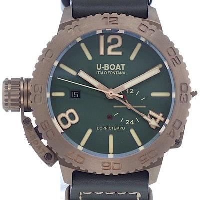 U-Boat Classic Doppiotempo 46 Bronze Gr - 9088