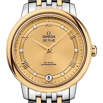 Omega De Ville Prestige Co-Axial - 424.20.33.20.58.002