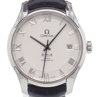 Omega De Ville Co-Axial Chronometer - 431.13.41.21.02.001