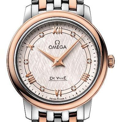 Omega De Ville Prestige Quarz - 424.20.27.60.52.003