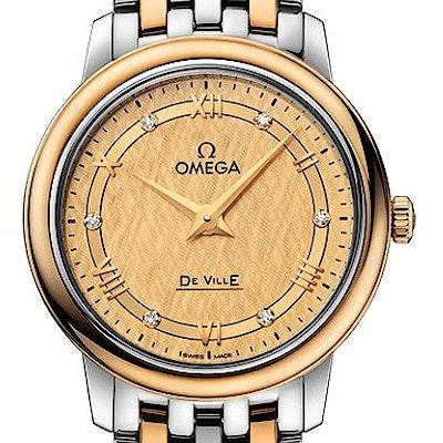 Omega De Ville Prestige Quarz - 424.20.27.60.58.004