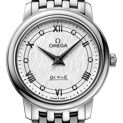 Omega De Ville Prestige Quarz - 424.10.27.60.52.002