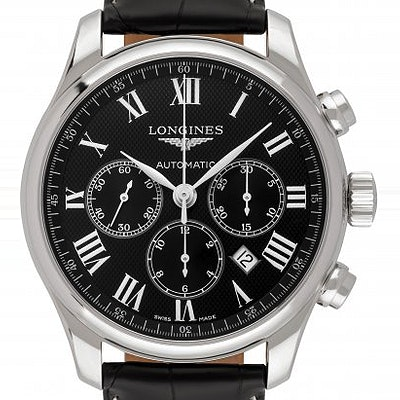 Longines Master Collection Automatic Chronograph - L2.859.4.51.7