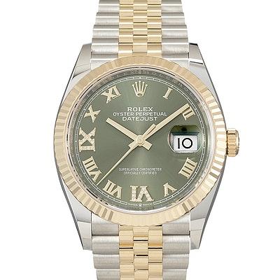 Rolex Datejust 36 - 126233