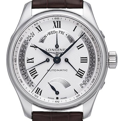 Longines Master Collection Retrograde - L2.714.4.71.3