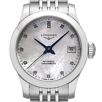 Longines Record Automatic - L2.320.4.87.6