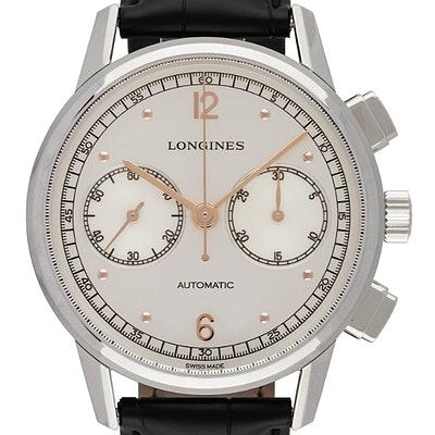 Longines Heritage Chronograph 1940 - L2.814.4.76.0