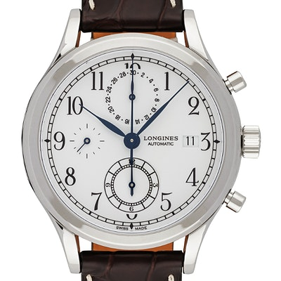 Longines Heritage Classic Chronograph - L2.815.4.23.2