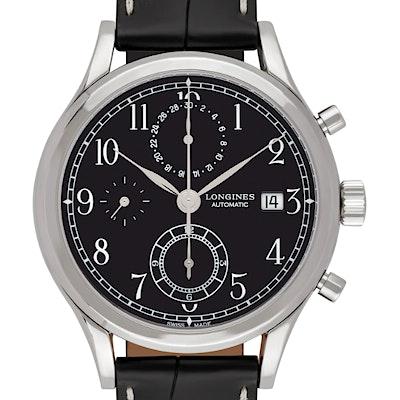 Longines Heritage Classic Chronograph - L2.815.4.53.0