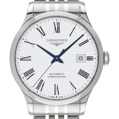 Longines Record Automatic - L2.821.4.11.6