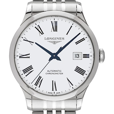 Longines Record Automatic - L2.821.4.11.6