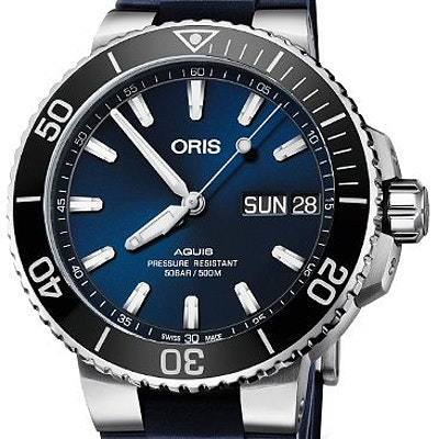 Oris Aquis Big Day Date - 01 752 7733 4135-07 4 24 65EB