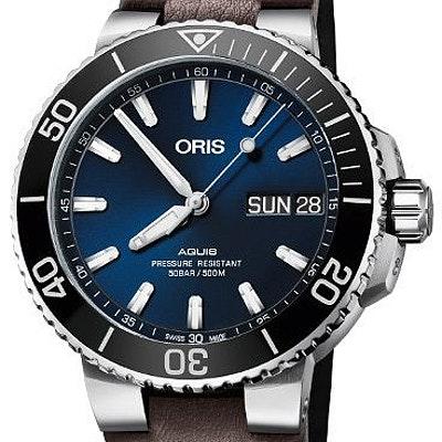 Oris Aquis Big Day Date - 01 752 7733 4135-07 5 24 10EB