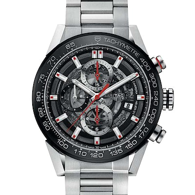 Tag Heuer Carrera Calibre Heuer 01 Automatic Chronograph - CAR201V.BA0766